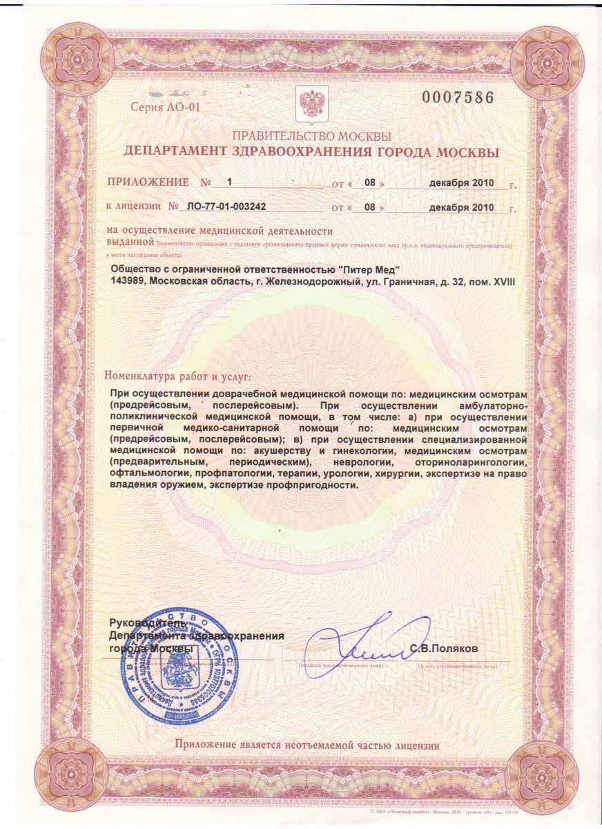 Медицинская книжка продлить в железнодорожном патент для работы в московской области украинцам
